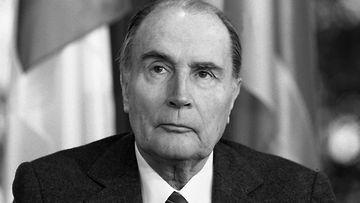 François Mitterrand aop
