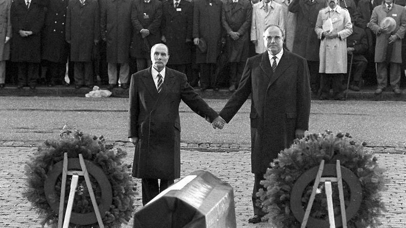 Mitterrand ja kohl verdun aop