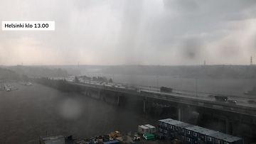Myrsky Helsinki 17052021