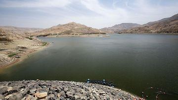 LK 17.5.2021 Jordaniaa vaivaa historiallinen kuivuus