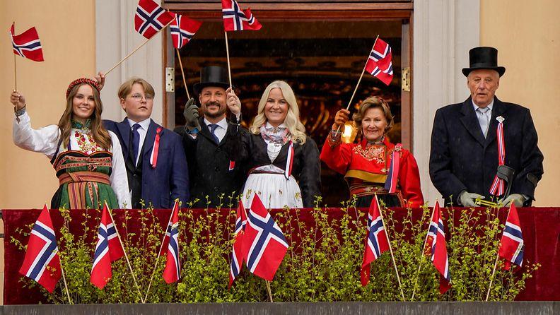 AOP Norjan kuninkaalliset 17.5.2021