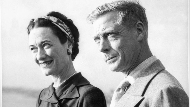 AOP Edward VIII ja Wallis Simpson