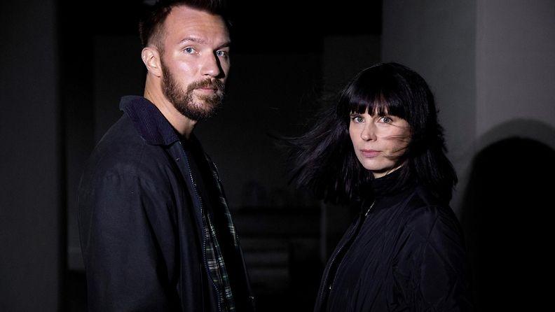 Harjunpää Olli Rahkonen ja Olga Temonen