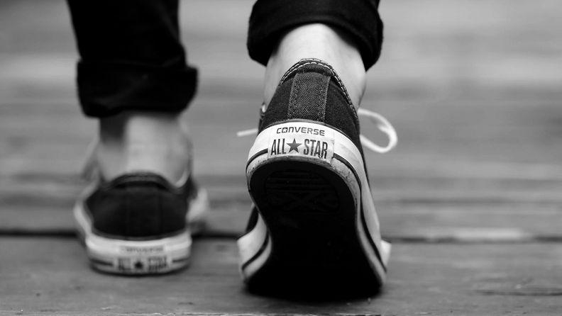 converse kengät
