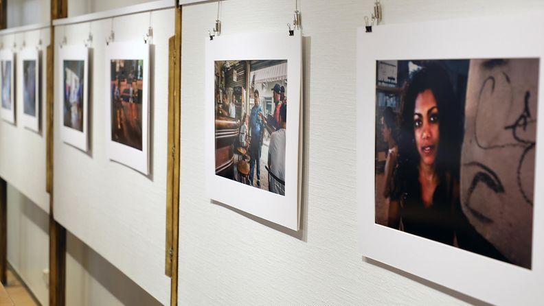 Kuvia Kuuban Havannasta- krediitit Hussain Kazemian