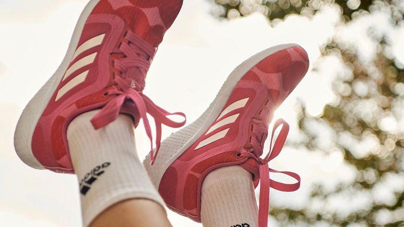 Marimekko Adidas yhteistyömallisto kengät