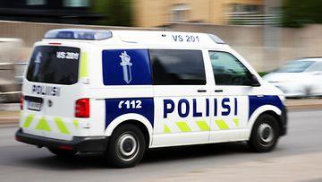 AOP poliisi poliisiauto