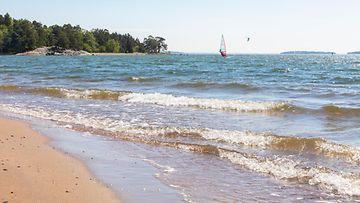 AOP meri ranta vesi kesä