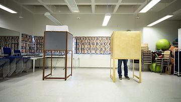 LK 03.06.2021 kuntavaalit, äänestys