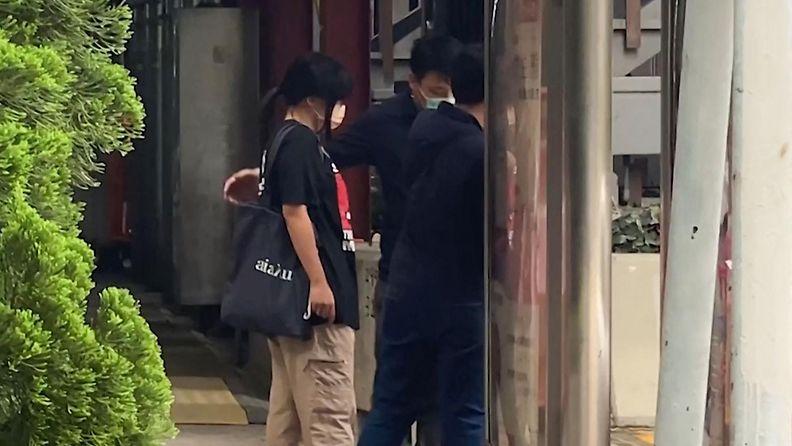 LK 4.6.2021 Hongkongissa poliisi on ottanut kiinni tunnetun demokratia-aktivistin Chow Hang-tungin.