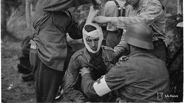 Haavoittunut SA-INT