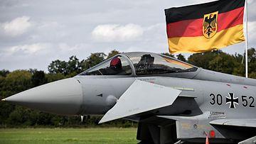 AOP Saksa ilmavoimat Eurofighter