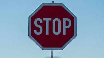 STOP merkki AOP