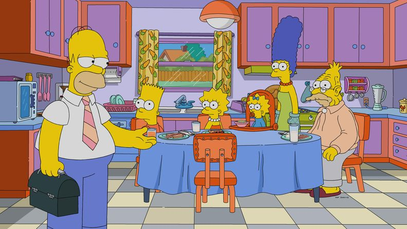 The Simpsons 3119 Undercover Burns (1)