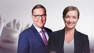 Vaaliväittely, Andersson ja Lehtimäki