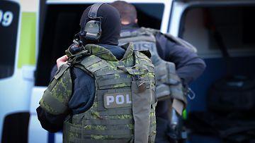 Poliisi-1-Operaatio