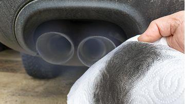 shutterstock päästöt pakoputki dieselgate dieselskandaali