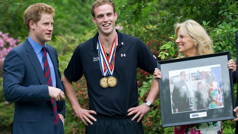 AOP Prinssi Harry ja Jill Biden 2012