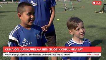 Daniel ja Ruben HJK