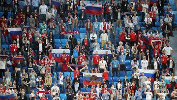 Venäjä fanit