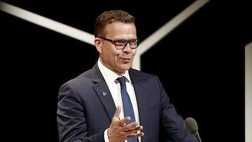 Petteri Orpo kuntavaaleissa.