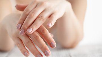 kädet ihonhoito