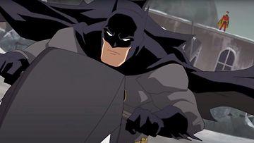 Batman animaatio
