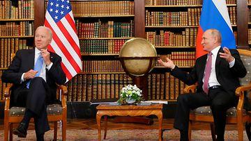 Biden ja Putin LK 17.6.2021
