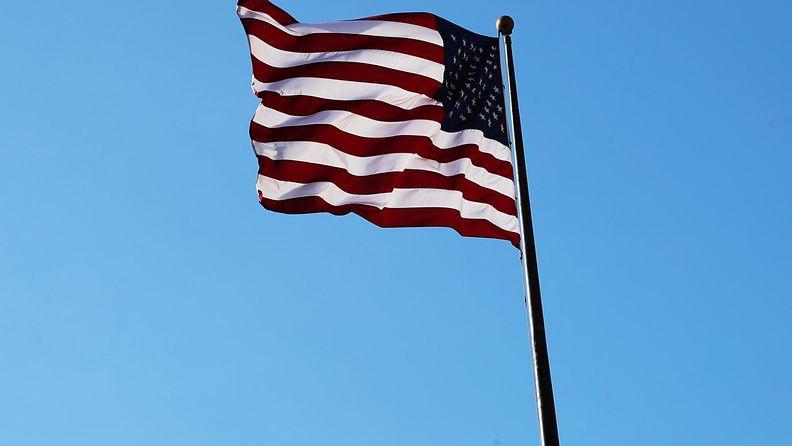 AOP: Usa, lippu, Yhdysvallat, lippu