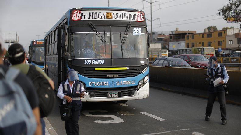 Peru onnettomuus AOP