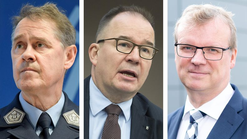 Muun muassa poliisiylijohtaja Seppo Kolehmainen, Supon päällikkö Antti Pelttari ja THL:n pääjohtaja Markku Tervahauta saavat bonuksen.