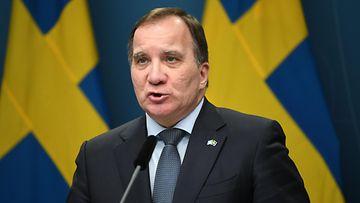 LK 19.6.2021 Ruotsin pääministeri Stefan Löfven.