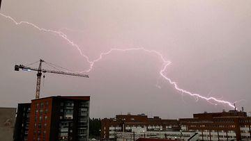 OMA: Oulu, myrsky (1)