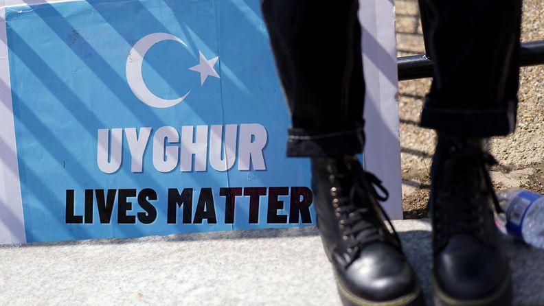 uiguurit LK