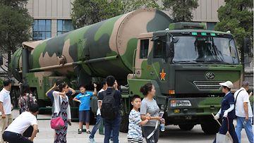 AOP Kiina ydinase kuvituskuva