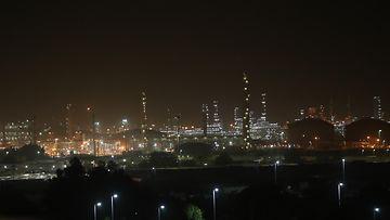 Dubain satama.
