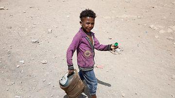 AOP Jemen, nälänhätä