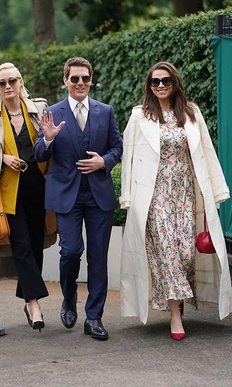 Tom Cruise Wimbledon 2021 (1)
