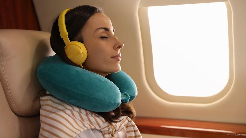 matkustustyyny lennolla