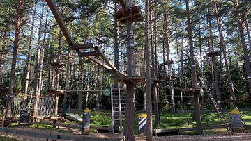 Seikkailupuisto Huikee, Pori
