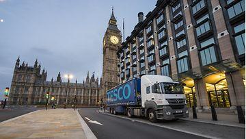 shutterstock kuorma-auto rekka lontoo iso-britannia