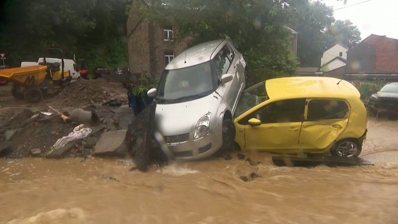 Belgia tulva