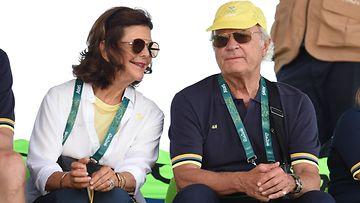 AOP Ruotsin kuningaspari Rio 2016