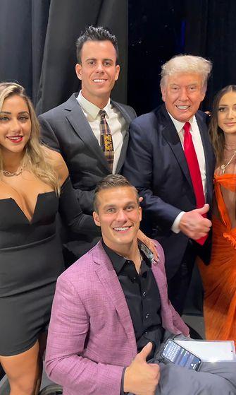 AOP Donald Trump Las Vegas 11.7.2021