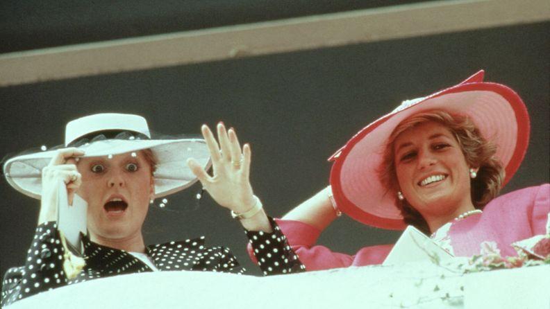 AOP Fergie ja Diana