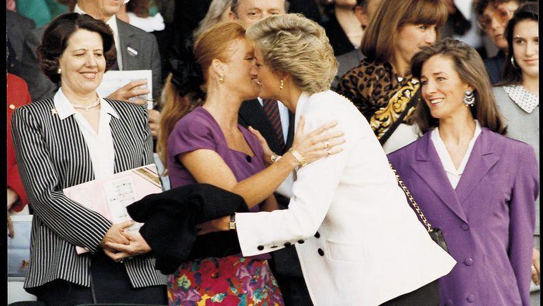 AOP Diana ja Fergie