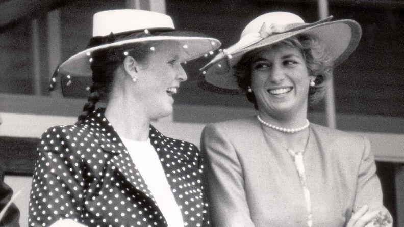 AOP Fergie ja Diana 1986