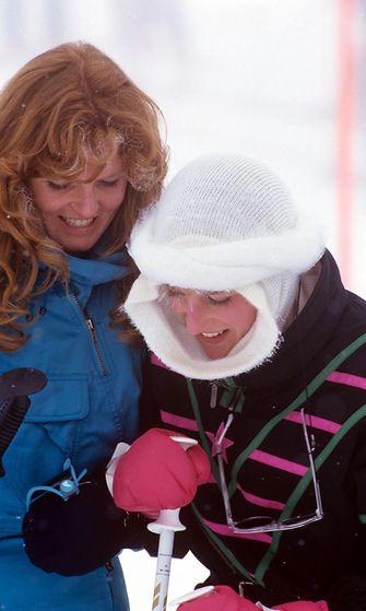 AOP Fergie ja Diana 1987