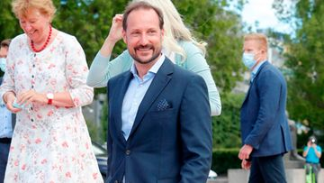 AOP Kruununprinssi Haakon 2021