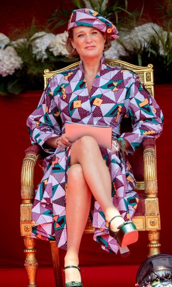 AOP Prinsessa Delphine 2021